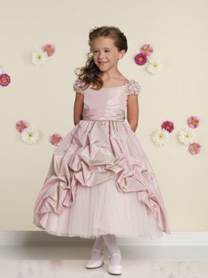 flower girl dress SKU510089