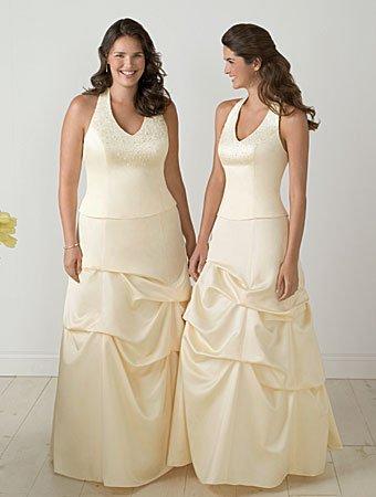 bridesmaid dress SKU730015