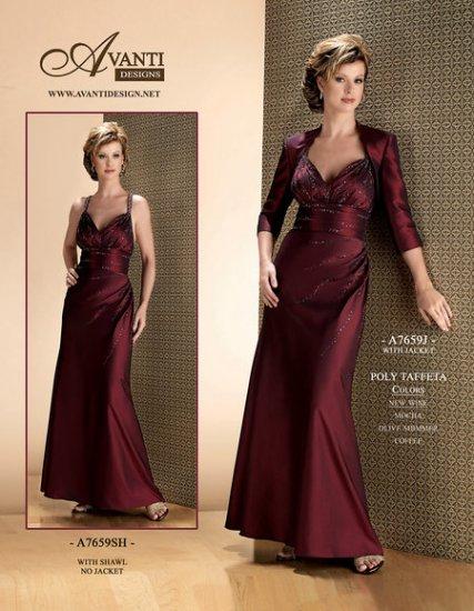 mother of brides dress SKU730125