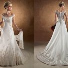 Free shipping 2011 new designer wedding dresses Eleganza