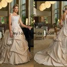 Free shipping 2011 new designer wedding dresses en vogue