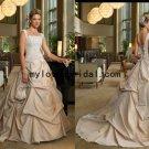 Free shipping 2011 new designer wedding dresses en vogue