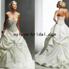 Free shipping 2011 new designer wedding dresses monalisa royale