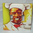 CREAM OF WHEAT RECYCLED PACKAGING DECORATIVE LIGHT SWITCHPLATE COVER