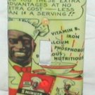 CREAM OF WHEAT VINTAGE STYLE AD DECORATIVE LIGHT SWITCHPLATE COVER