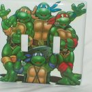 NINJA TURTLES DECORATIVE LIGHT SWITCHPLATE COVER(a)