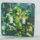 NINJA TURTLES WITH ACCENT SWORD DECORATIVE LIGHT SWITCHPLATE COVER