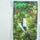 NINJA TURTLES AND ACCENT SWORD DECORATIVE LIGHT SWITCHPLATE COVER SINGLE