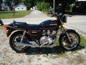 1981 Suzuki GS650G