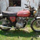 1971 Honda CB450  Classic Honda 450.