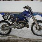 YZ125 Yamaha