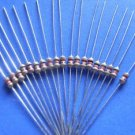1/8W 1000 pcs. resistor choose one value from the list (Item# R0003)