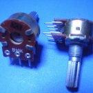B type 10K (103) Double VR Potentiometer (Item# T0036)