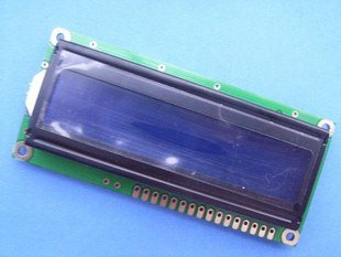 1602A LCD blue color (Item# D0002)