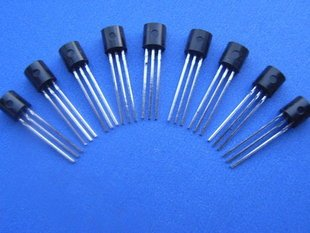 Transistor,  A733, TO-92, 50 pcs. (Item# Q0014)