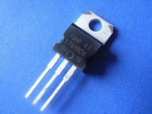 10pcs free shipping l7810cv l7810 7810 linear voltage regulators positive voltage regulators to-220 new original