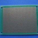PCB multi-purpose, 5CM*7CM, 1.5MM thick type FR4, 3 pcs. (Item# P0012)