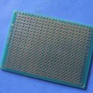 PCB multi-purpose, 5CM*7CM 1.6MM, FR4, coated, 4 pcs. (Item# P0023)