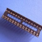 IC Socket, 28 pin DIP, 0.1 inch pitch, 16 pcs. (Item# S0009)