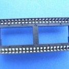 IC Socket, 48 pin SDIP, round, 1.778mm pitch, 4 pcs. (Item# S0024)