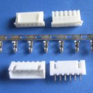 Connector / Socket, , 2.54MM XH-6P, 20 pcs. (Item# S0112)