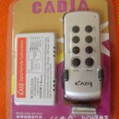 Remote Control, Professional, 180-240V, 4 channel (Item# RE012)