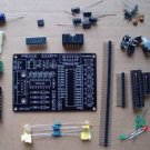 Development Tools (MCU), ATMEGA8L learning system kit (Item# MC010)