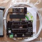 Development Tools (MCU), ATMEGA16 minimum system + USB downloader (Item# MC011)