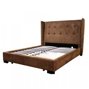 Not Available - Hillsdale Mansfield Metal Modern Platform Bed