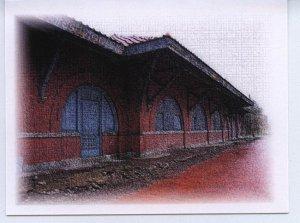 Wellsville Train Depot