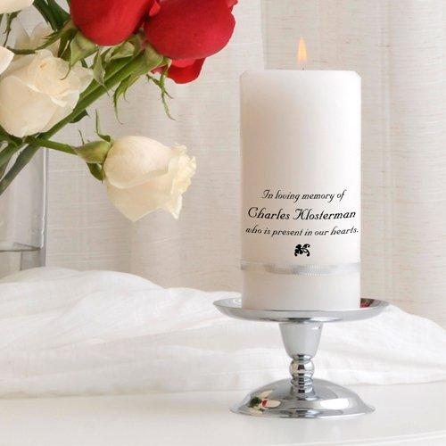 Memorial Candle Set