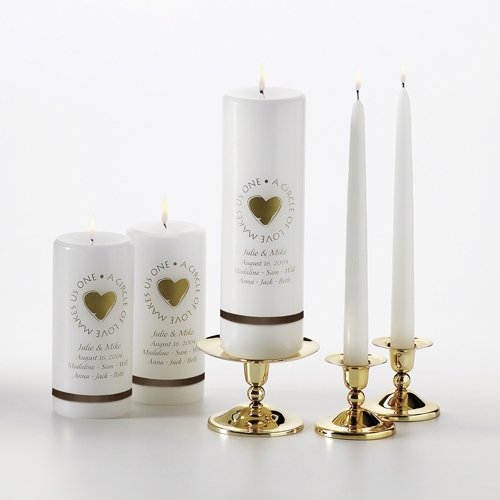 Second Marriage Deluxe Candle Set