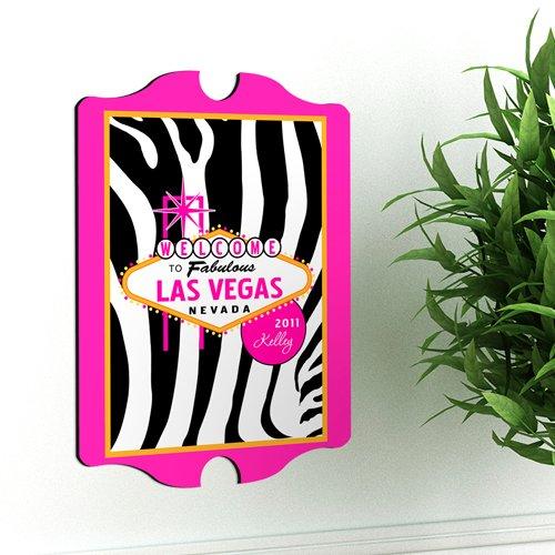 Personalized Gals Las Vegas Vintage Sign