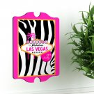 Personalized Gals Las Vegas Vintage Sign