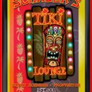 Personalized Traditional Pub Sign Tiki