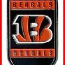 Personalized NFL Dog Tag Cincinnati Bengals