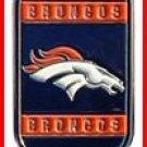 Personalized NFL Dog Tag Denver Broncos