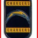 Personalized NFL Dog Tag San Diego Chargers