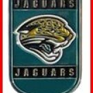 Personalized NFL Dog Tag Jacksonville Jaguars