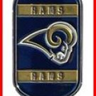 Personalized NFL Dog Tag St Louis Rams