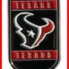 Personalized NFL Dog Tag Houston Texans