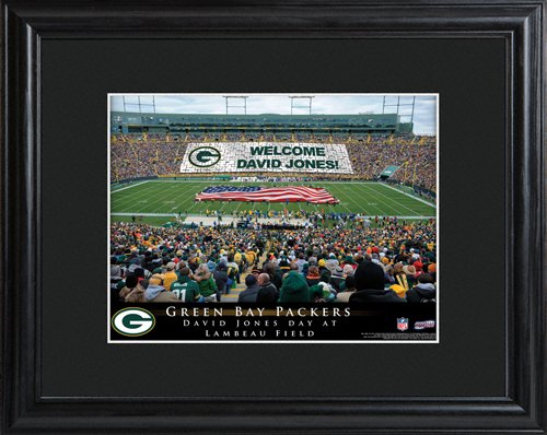 Personalized NFL Stadium Print