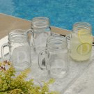 Classic Jar Glass Set of Four