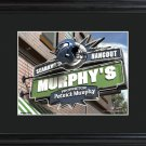 NFL Seattle Seahawks Personalized Pub Print