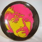"Beatles 6"" Button Plaque Psychedelic Ringo Starr"