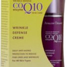 Avalon Organics Coenzyme Q10 Wrinkle Defense Creme -- 1.75 fl oz