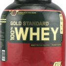 Optimum Nutrition 100% Gold Standard Whey Protein Double Rich Chocolate -- 5.15 lbs