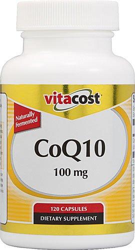 CoQ10 -- 100 mg - 120 Capsules