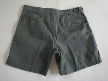 New Patagonia  Organic Cotton Women's Pleated Casual Shorts - sz. 10