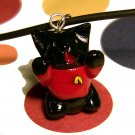 Red Shirt Kitty: Unlucky Expendable Black Sci Fi Cat